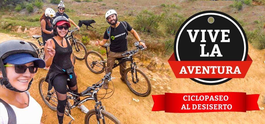 Bicipaseo con Adrenaline Colombia